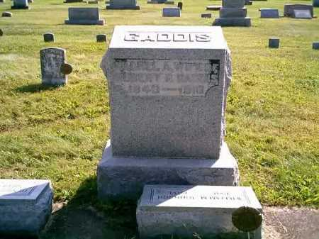 GADDIS, RACHEL A. - Highland County, Ohio | RACHEL A. GADDIS - Ohio Gravestone Photos