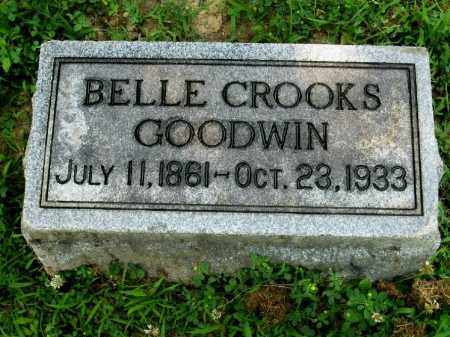 GOODWIN, BELLE - Highland County, Ohio | BELLE GOODWIN - Ohio Gravestone Photos