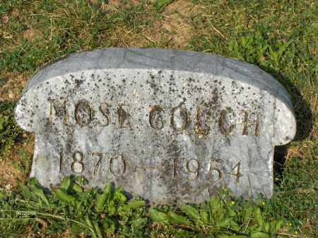GOUGH, MOSE - Highland County, Ohio | MOSE GOUGH - Ohio Gravestone Photos