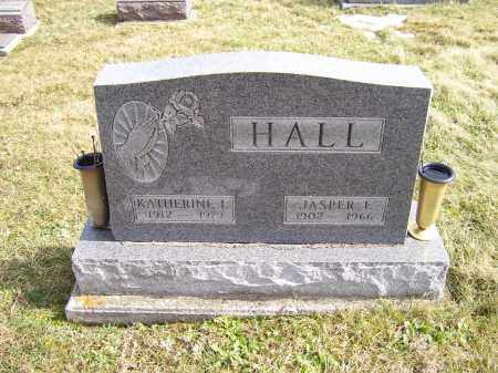 HALL, KATHERINE L. - Highland County, Ohio | KATHERINE L. HALL - Ohio Gravestone Photos