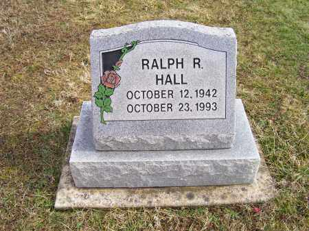 HALL, RALPH R. - Highland County, Ohio | RALPH R. HALL - Ohio Gravestone Photos