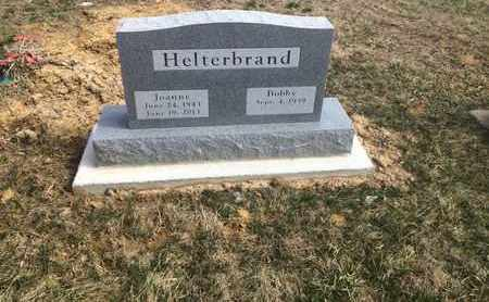 BALES HELTERBRAND, JOANNE - Highland County, Ohio | JOANNE BALES HELTERBRAND - Ohio Gravestone Photos