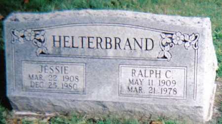 HELTERBRAND, RALPH C. - Highland County, Ohio | RALPH C. HELTERBRAND - Ohio Gravestone Photos