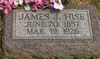 HISE, JAMES J. - Highland County, Ohio | JAMES J. HISE - Ohio Gravestone Photos
