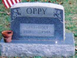 HOLT, OPAL - Highland County, Ohio | OPAL HOLT - Ohio Gravestone Photos