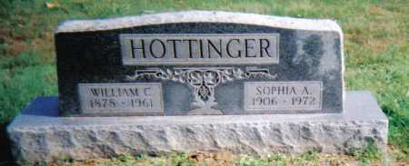 HOTTINGER, SOPHIA A. - Highland County, Ohio | SOPHIA A. HOTTINGER - Ohio Gravestone Photos