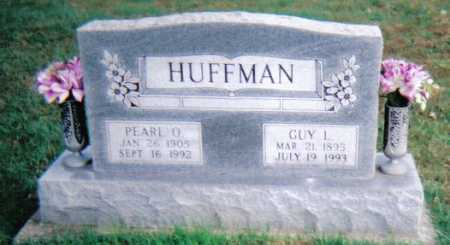 HUFFMAN, GUY I. - Highland County, Ohio | GUY I. HUFFMAN - Ohio Gravestone Photos