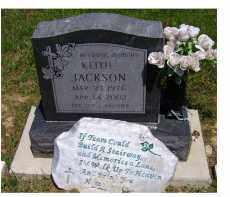 JACKSON, KEITH - Highland County, Ohio | KEITH JACKSON - Ohio Gravestone Photos