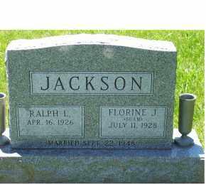 JACKSON, RALPH L. - Highland County, Ohio | RALPH L. JACKSON - Ohio Gravestone Photos