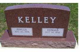 KELLEY, PHYLLIS - Highland County, Ohio | PHYLLIS KELLEY - Ohio Gravestone Photos