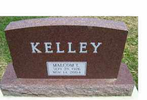 KELLEY, MALCOM L. - Highland County, Ohio | MALCOM L. KELLEY - Ohio Gravestone Photos