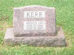 KERR, ARTHUR - Highland County, Ohio | ARTHUR KERR - Ohio Gravestone Photos
