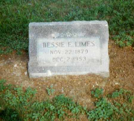 LIMES, BESSIE E. - Highland County, Ohio | BESSIE E. LIMES - Ohio Gravestone Photos