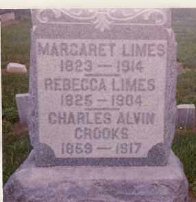 LIMES, REBECCA - Highland County, Ohio | REBECCA LIMES - Ohio Gravestone Photos