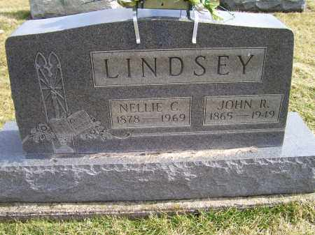 LINDSEY, NELLIE C. - Highland County, Ohio | NELLIE C. LINDSEY - Ohio Gravestone Photos