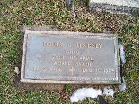 LINDSEY, LOUIS G. - Highland County, Ohio | LOUIS G. LINDSEY - Ohio Gravestone Photos