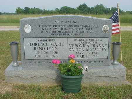 MCCAULEY, VERONICA DIANNE - Highland County, Ohio | VERONICA DIANNE MCCAULEY - Ohio Gravestone Photos