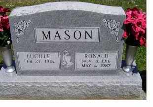 MASON, RONALD - Highland County, Ohio | RONALD MASON - Ohio Gravestone Photos