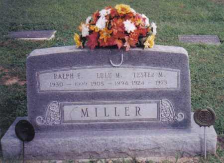 MILLER, LULU M. - Highland County, Ohio | LULU M. MILLER - Ohio Gravestone Photos