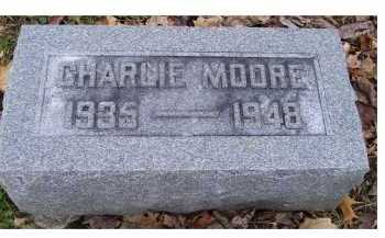 MOORE, CHARLIE - Highland County, Ohio | CHARLIE MOORE - Ohio Gravestone Photos