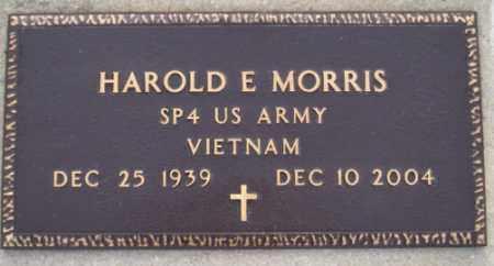 MORRIS, HAROLD EUGENE - Highland County, Ohio | HAROLD EUGENE MORRIS - Ohio Gravestone Photos