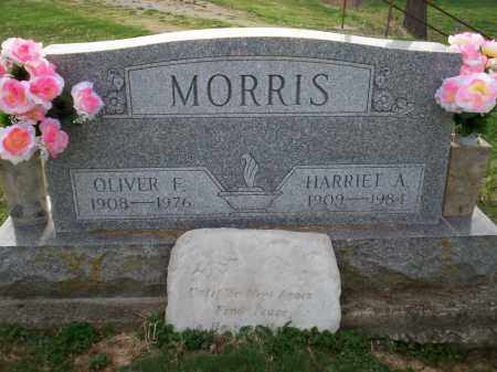 MORRIS, OLIVER FRANKLIN - Highland County, Ohio | OLIVER FRANKLIN MORRIS - Ohio Gravestone Photos