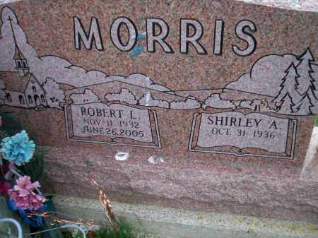 MORRIS, ROBERT LEON - Highland County, Ohio | ROBERT LEON MORRIS - Ohio Gravestone Photos