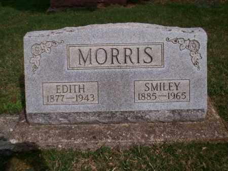 COCHRAN MORRIS, EDITH LUCY - Highland County, Ohio | EDITH LUCY COCHRAN MORRIS - Ohio Gravestone Photos