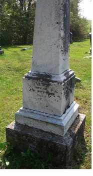 PATTON, JANE - Highland County, Ohio | JANE PATTON - Ohio Gravestone Photos