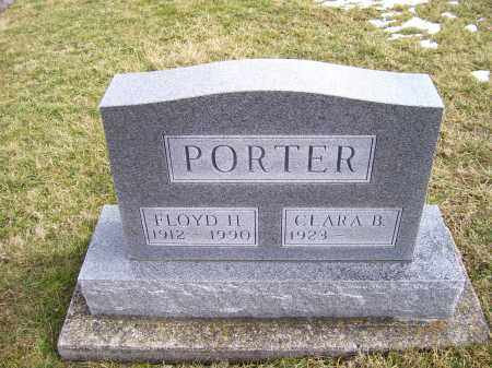 PORTER, FLOYD H. - Highland County, Ohio | FLOYD H. PORTER - Ohio Gravestone Photos