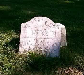 PRINE, JOHN E. - Highland County, Ohio | JOHN E. PRINE - Ohio Gravestone Photos