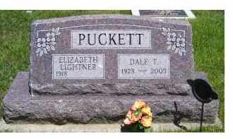 PUCKETT, DALE T. - Highland County, Ohio | DALE T. PUCKETT - Ohio Gravestone Photos