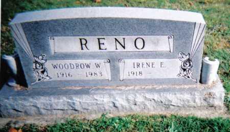 RENO, IRENE E. - Highland County, Ohio | IRENE E. RENO - Ohio Gravestone Photos