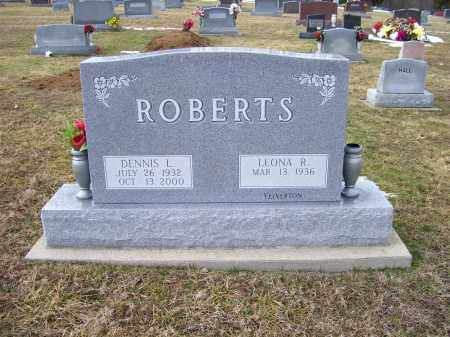 ROBERTS, LEONA R. - Highland County, Ohio | LEONA R. ROBERTS - Ohio Gravestone Photos