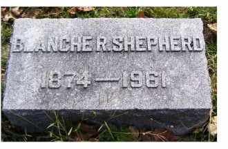 SHEPHERD, BLANCHE R. - Highland County, Ohio | BLANCHE R. SHEPHERD - Ohio Gravestone Photos