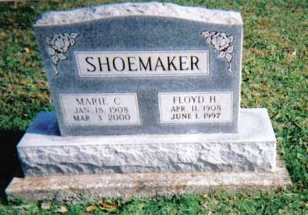 SHOEMAKER, FLOYD H. - Highland County, Ohio | FLOYD H. SHOEMAKER - Ohio Gravestone Photos