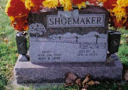 SHOEMAKER, HELEN A. - Highland County, Ohio | HELEN A. SHOEMAKER - Ohio Gravestone Photos