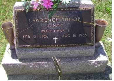 SHOOP, LAWRENCE - Highland County, Ohio | LAWRENCE SHOOP - Ohio Gravestone Photos