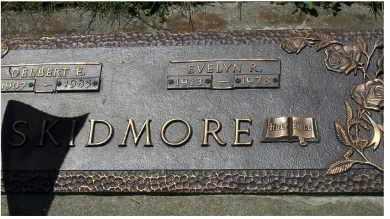 SKIDMORE, DELBERT E. - Highland County, Ohio | DELBERT E. SKIDMORE - Ohio Gravestone Photos