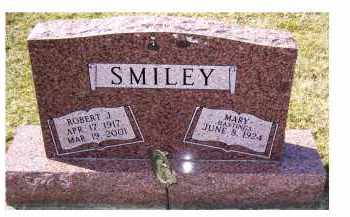 SMILEY, MARY - Highland County, Ohio | MARY SMILEY - Ohio Gravestone Photos