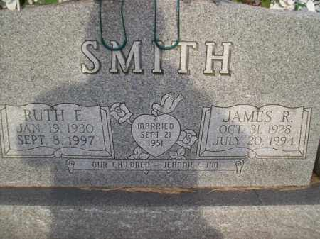 MORRIS SMITH, RUTH ELISABETH - Highland County, Ohio | RUTH ELISABETH MORRIS SMITH - Ohio Gravestone Photos