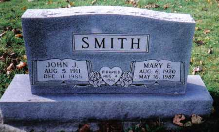 SMITH, MARY E. - Highland County, Ohio | MARY E. SMITH - Ohio Gravestone Photos