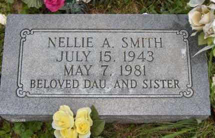 SMITH, NELLIE A. - Highland County, Ohio | NELLIE A. SMITH - Ohio Gravestone Photos
