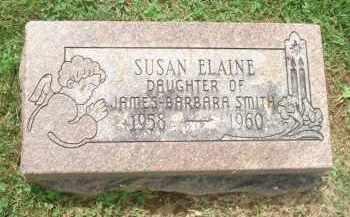 ELAIN SMITH, SUAN - Highland County, Ohio | SUAN ELAIN SMITH - Ohio Gravestone Photos