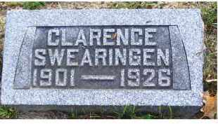 SWEARINGEN, CLARENCE - Highland County, Ohio | CLARENCE SWEARINGEN - Ohio Gravestone Photos