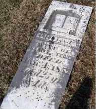 TENER, ELIZABETH - Highland County, Ohio | ELIZABETH TENER - Ohio Gravestone Photos