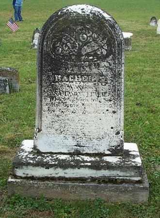 TENER, RACHAEL S. - Highland County, Ohio | RACHAEL S. TENER - Ohio Gravestone Photos