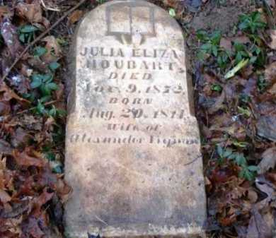 VIGNON, JULIA - Highland County, Ohio | JULIA VIGNON - Ohio Gravestone Photos