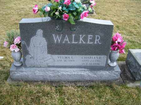 WALKER, VELMA L. - Highland County, Ohio | VELMA L. WALKER - Ohio Gravestone Photos