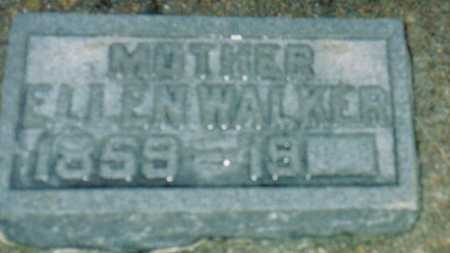 HATTER WALKER, ELLEN - Highland County, Ohio | ELLEN HATTER WALKER - Ohio Gravestone Photos